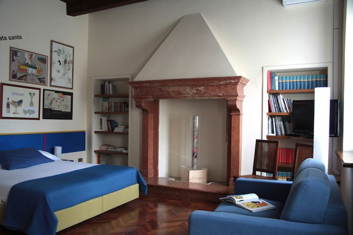 B&B Casa dei poeti - E. Miccini - Mantova - Bed & Breakfast