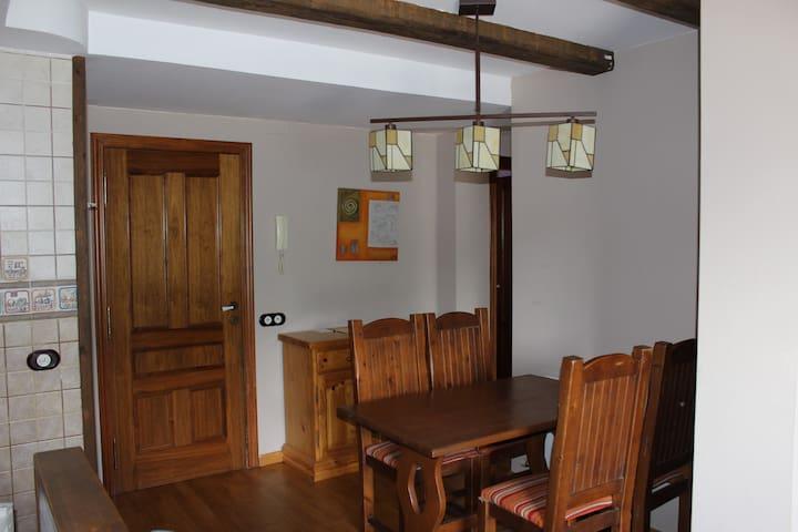 Apartamento con Balcón en el Valle de Benasque - Villanova - Appartement