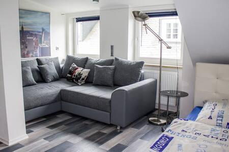 """Bergloft """"Gipfel West"""" - Appartement"""