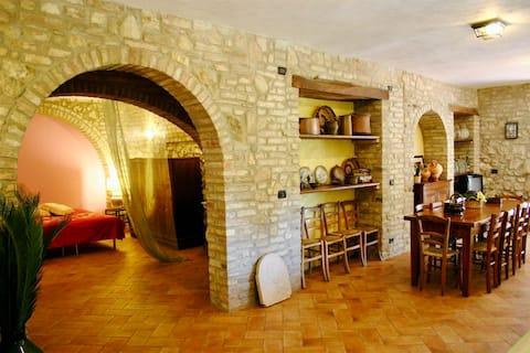 Appartamento in Villa coloniale a 2km dal mare