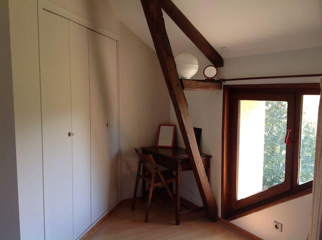 Chambre cosy avec vue sur les Pyrénées - Saint-Vincent - Appartement