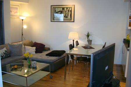 Modern apartment, Sjølyst (Skøyen) - Осло