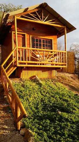 Casa Bella Vista Bungalow 2 - Manglaralto, Ecuador - Manglaralto