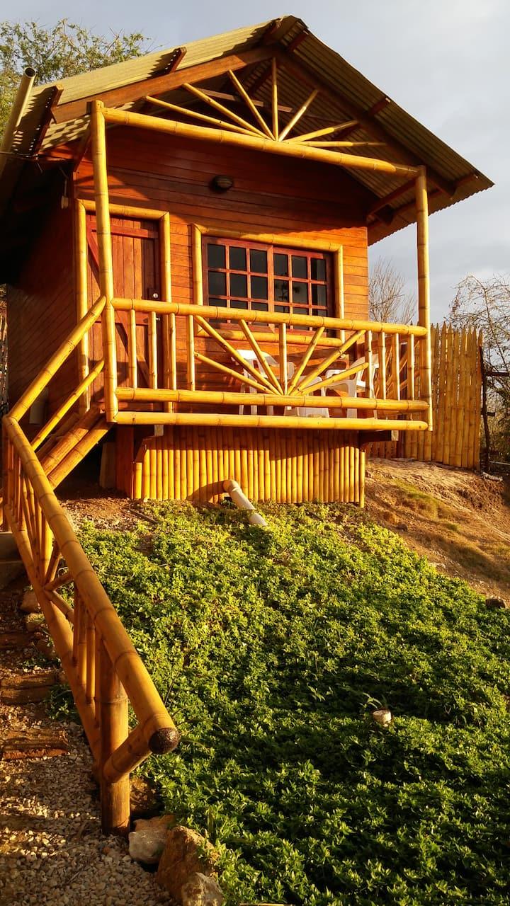 Casa Bella Vista Bungalow 2 - Manglaralto, Ecuador