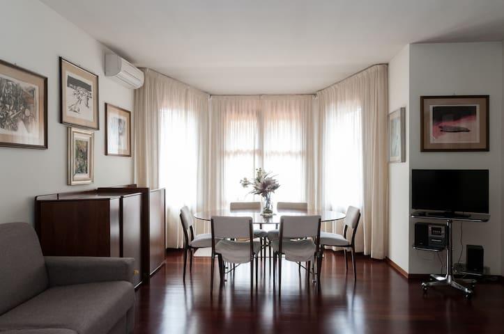 Luxury apartment near center&beach - Rávena - Villa