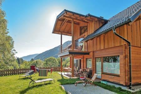 98 m² Ferienhaus mit Sauna Seecamping Berghof - Landskron - บ้าน