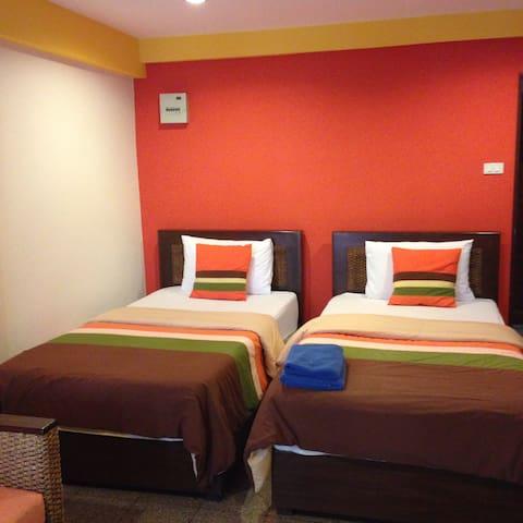 Cozy place near by Kaosan only 5min - Pranakorn