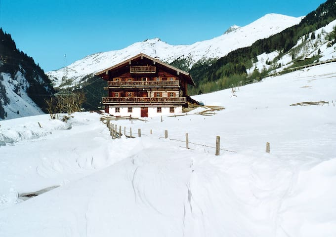 House JAKOBERALM in Matrei in Osttirol - Matrei in Osttirol - House