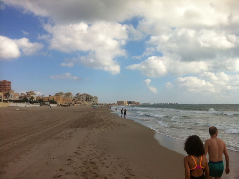 Playa Mediterraneo Norte