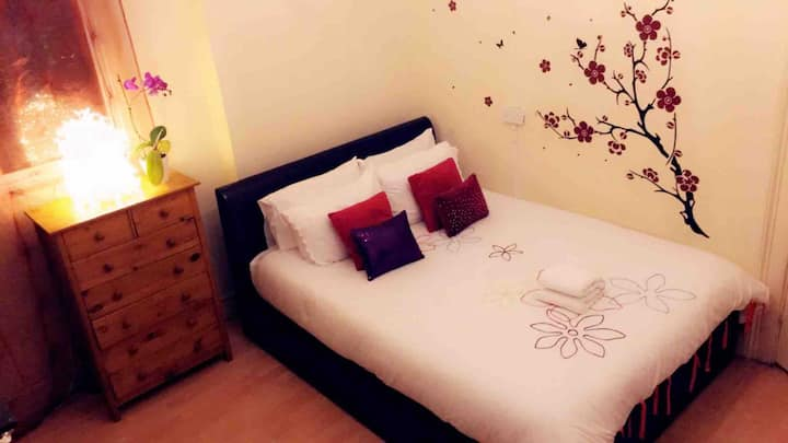 Stylish room in city centre
