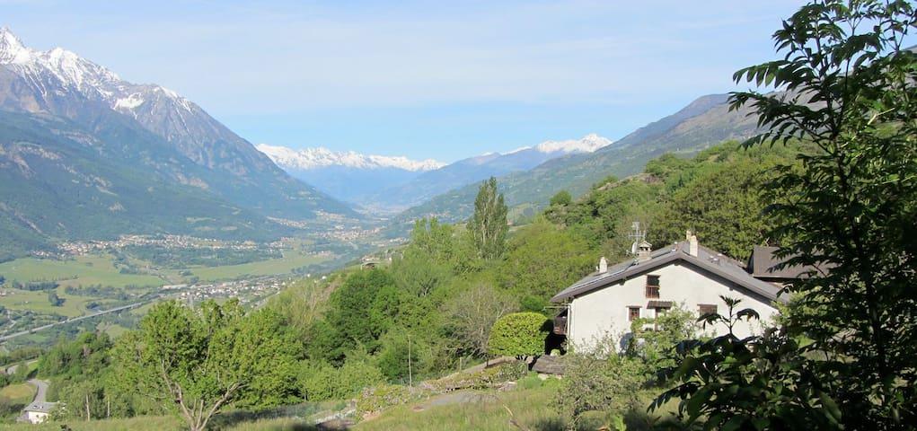 Storia e natura a Maison Guyon - Saint-denis - Departamento
