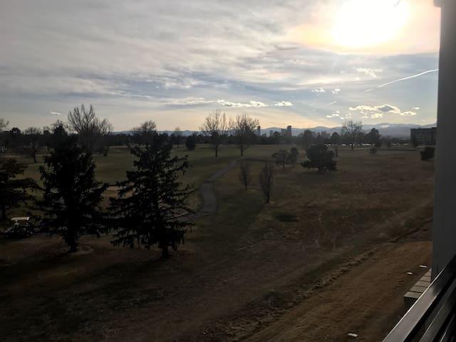 Near downtown. Great views - Denver - Appartement