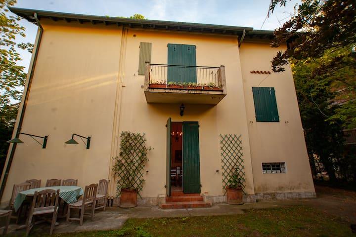 Villa Isabella a 5 min dal mare