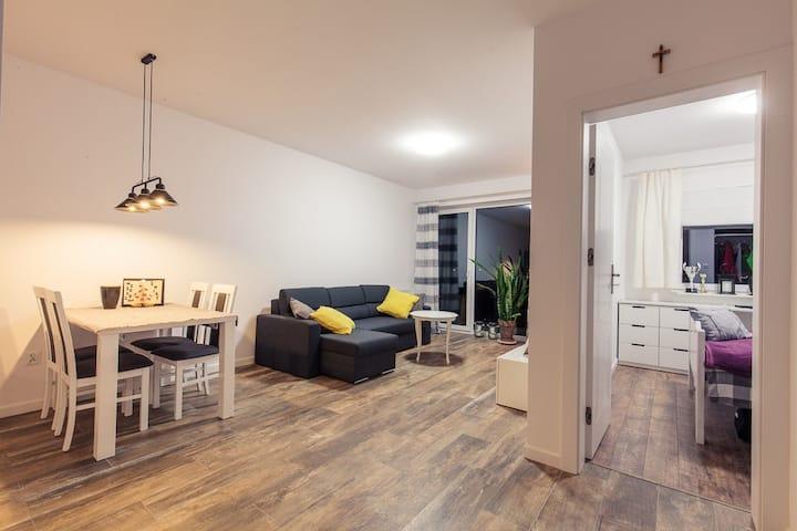 Przytulny Apartament w Słupsku