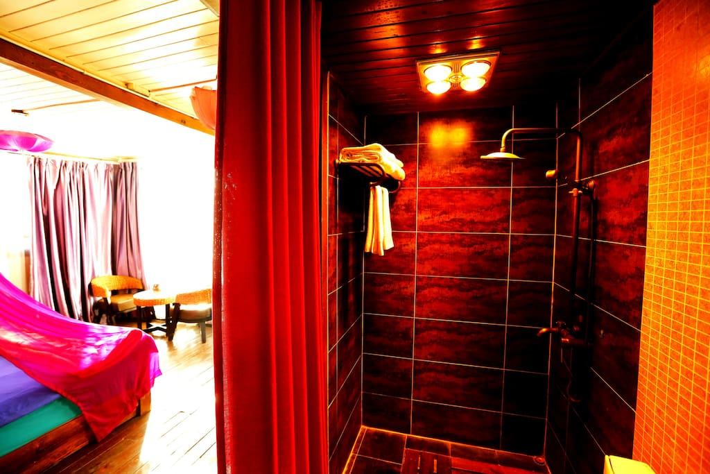卫生间和淋浴间