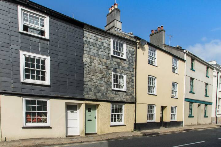 Tavistock Holiday Cottage -  56 West Street, Tavy - Tavistock - Casa
