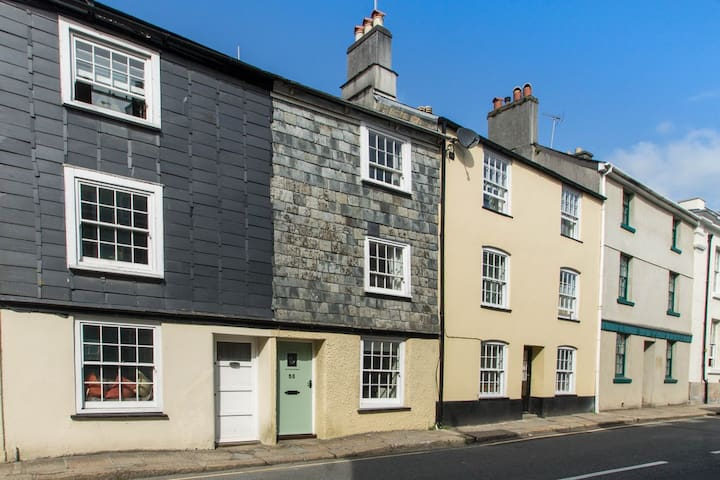 Tavistock Holiday Cottage -  56 West Street, Tavy - Tavistock - Hus