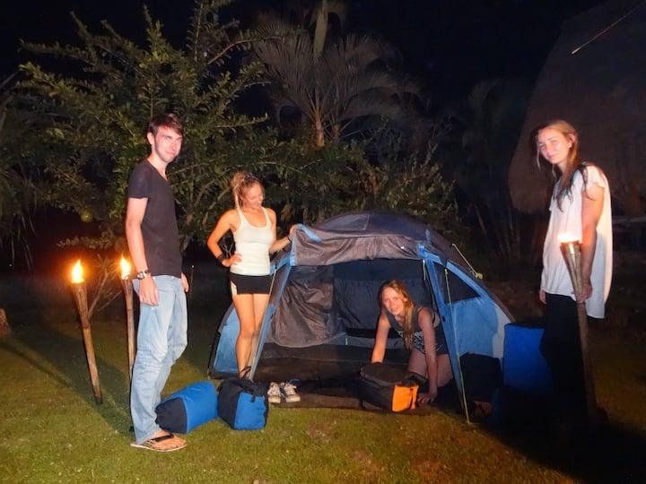 Bali Camping Ubud Camp II