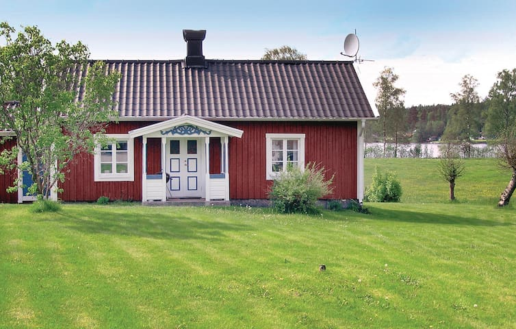 Holiday cottage with 1 room on 44 m² in Ambjörnarp