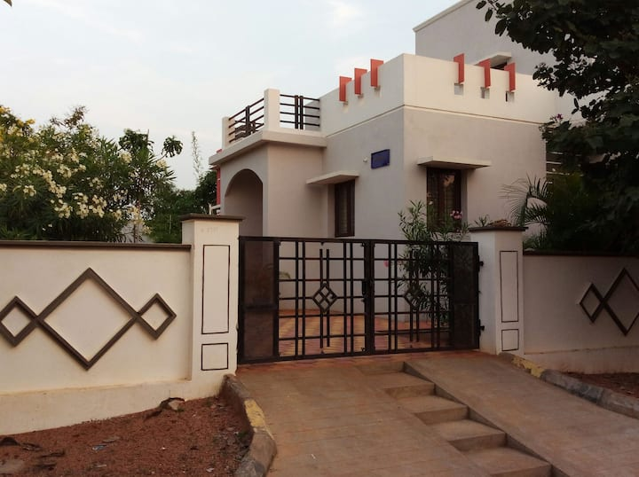 Ground floor Villa @ Butterfly city Srisailam Hway