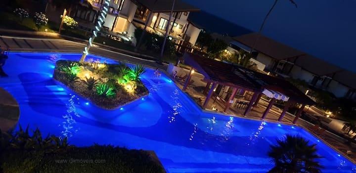 Taiba beach resort 1 suite com mezanino A303