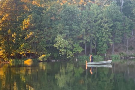 Need to getaway? Best lake access in BV!