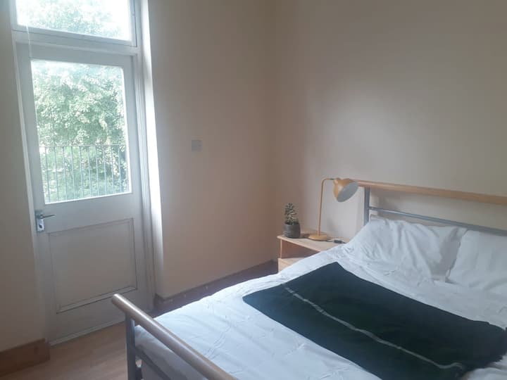 North London double room with private terrace