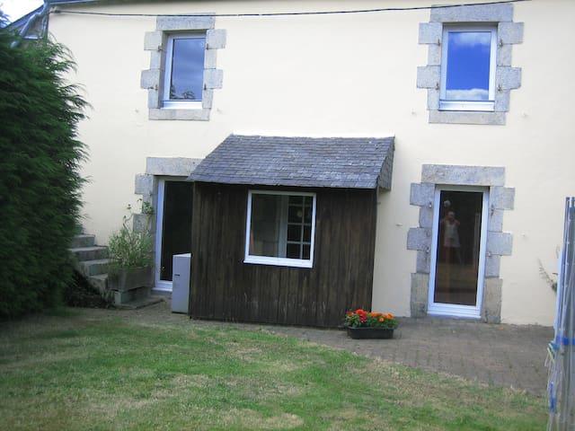 maison à la campagne - Inzinzac-Lochrist - Dom