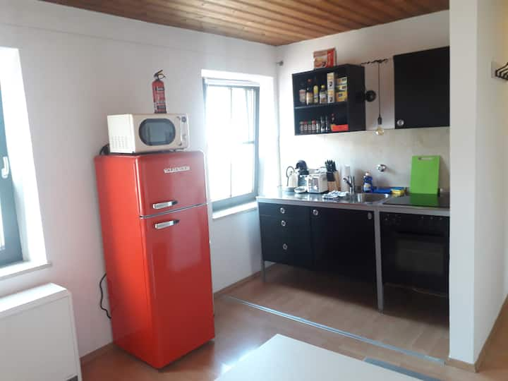 Zentral-Appartement-Parkplatz-City