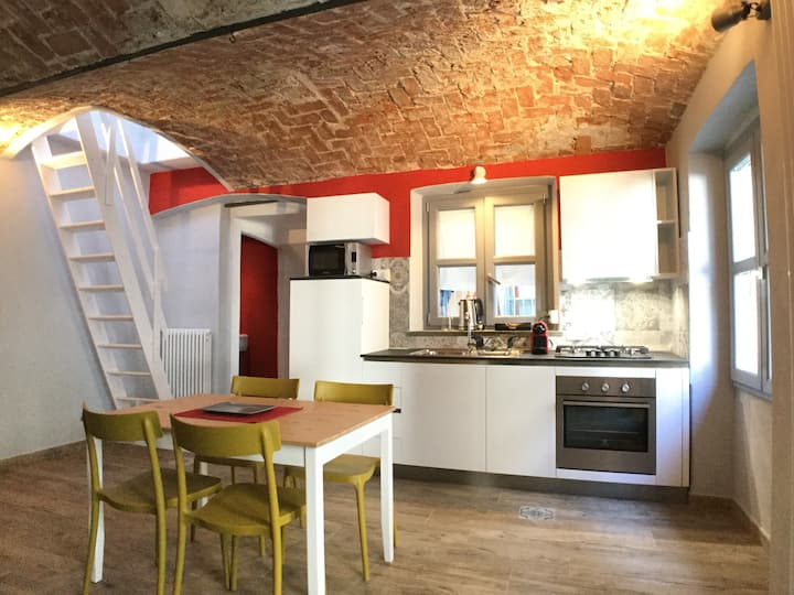 Loft Superchic , AC, WIFI