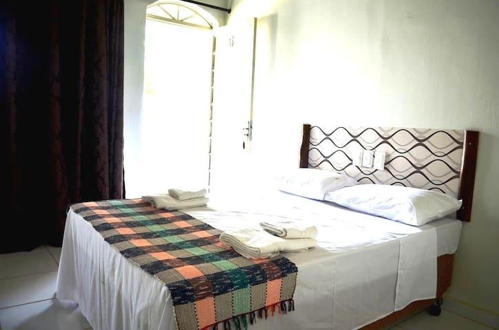 Canoas Hotel - Poconé - Inap sarapan