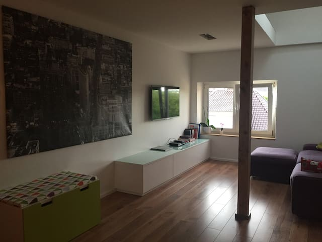 Cosy and fully equipped apartment near the city