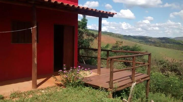 Chalé Cadiquim de céu, Vila do Tabuleiro CMD