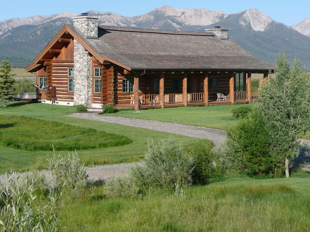 Lost Creek Ranch - Stanley - Casa de vacances