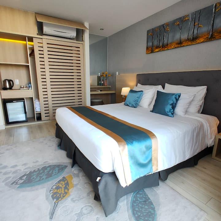 [B930-Oceanami]1-Double BR-Airy Space,Luxury Villa