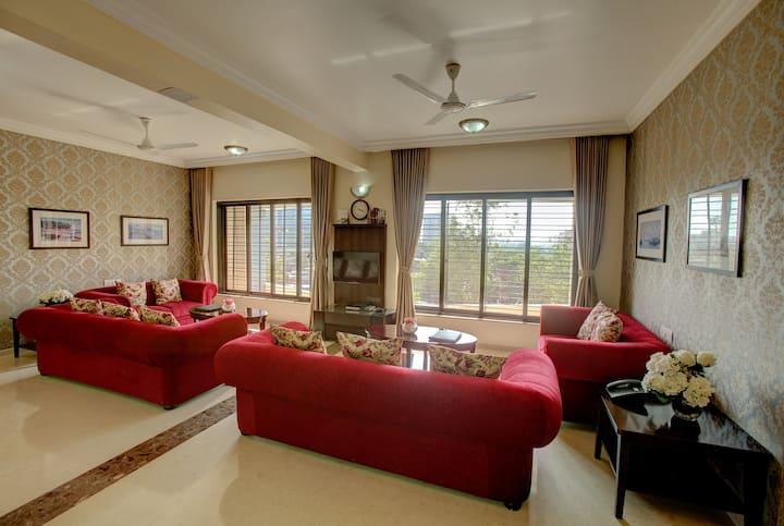 ★ 5BHK Service Apartment In Andheri East ★