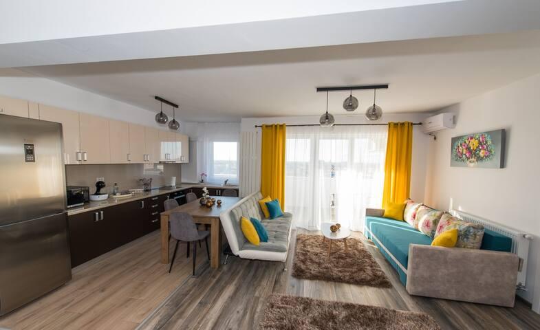 Cazare Premium Oradea | Bright & Open Space