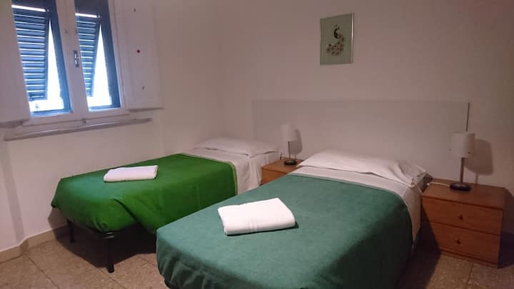 Bed in MIX Dormitory Pisa Tower