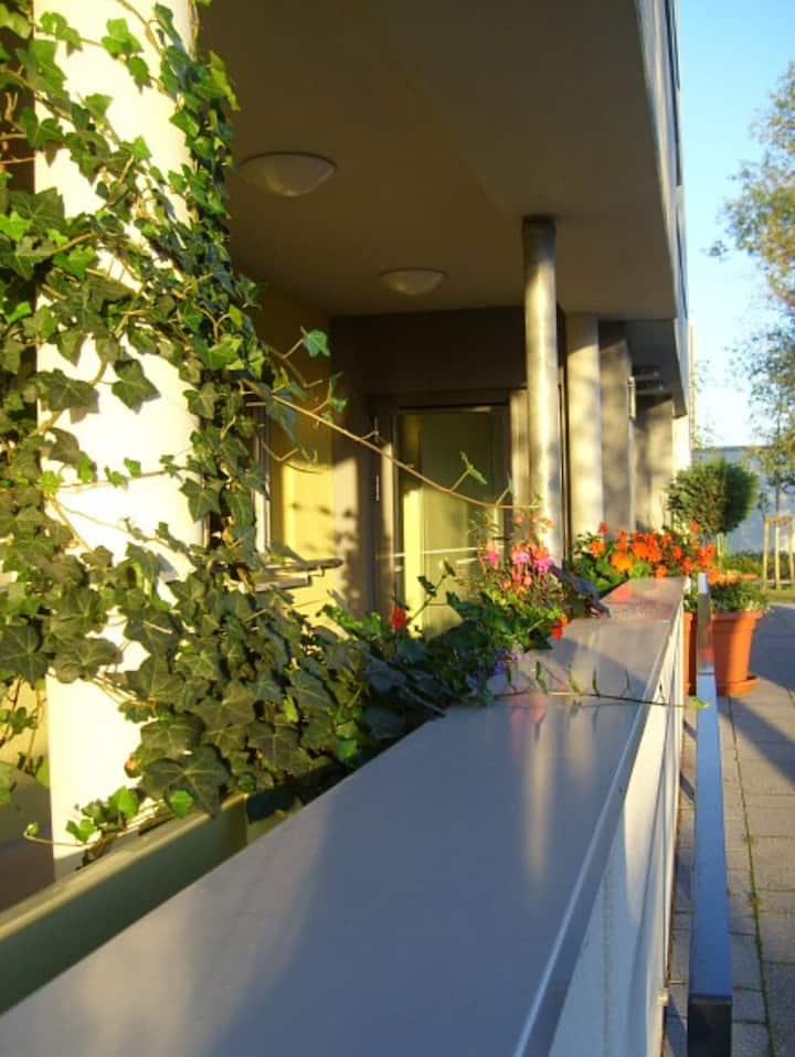 1 bis 2 Gäste Classic-Zimmer (im Ostseeviertel)