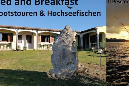Toms Bed&Breakfast - Bootstouren+Hochseefischen 4 - Torpè