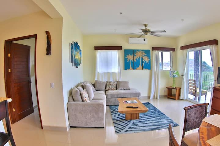 Ocean view Condominio in Bahia Piratas beach