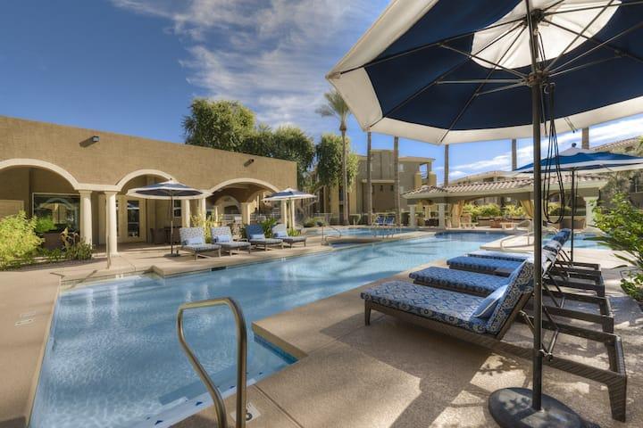 1BR Luxury Condos on TPC Scottsdale*