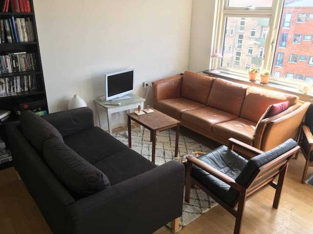 Cozy room for one close to Valby st - Copenaghen - Appartamento