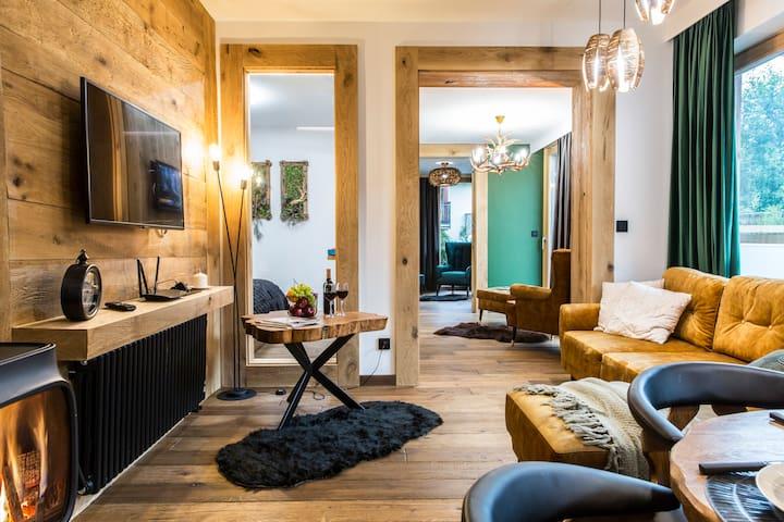 Nowy komfortowy Apartament & Spa Grizzly de lux