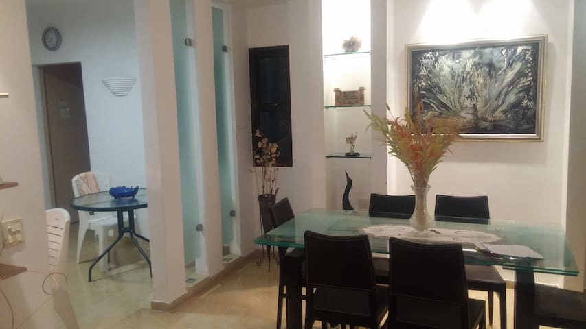 new luxury appartement in the heart of ramat aviv