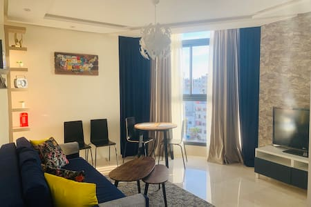 Bel Appartement au centre ville de Casablanca