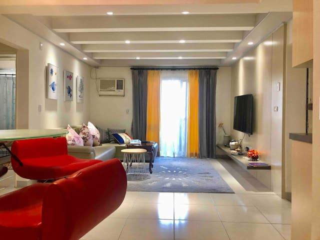 全新雅緻包層公寓,是您府城旅遊的舒適歇腳處,6-8人的溫馨住宿空間