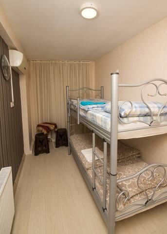 1 room studio w private shower in Galata Beyoglu