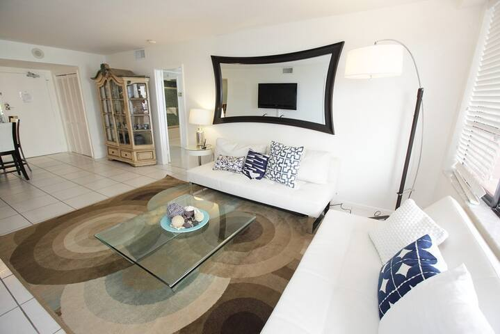 Deluxe Signature Suite - Suite 1007 - Miami Beach - Condominio