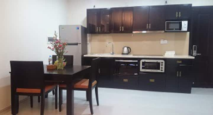 Morden one bedroom apartment close to the beach 2